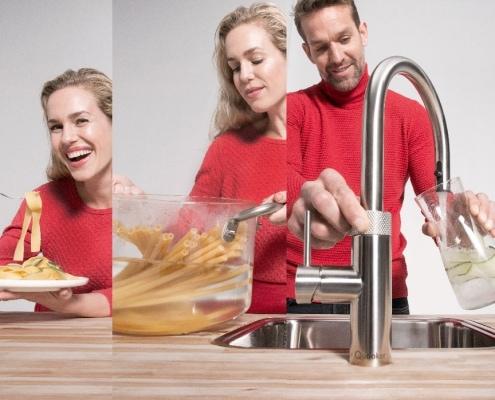 Quooker Wasserhahn